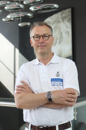 Dr. Dr. med .dent. Volker von Zitzewitz
