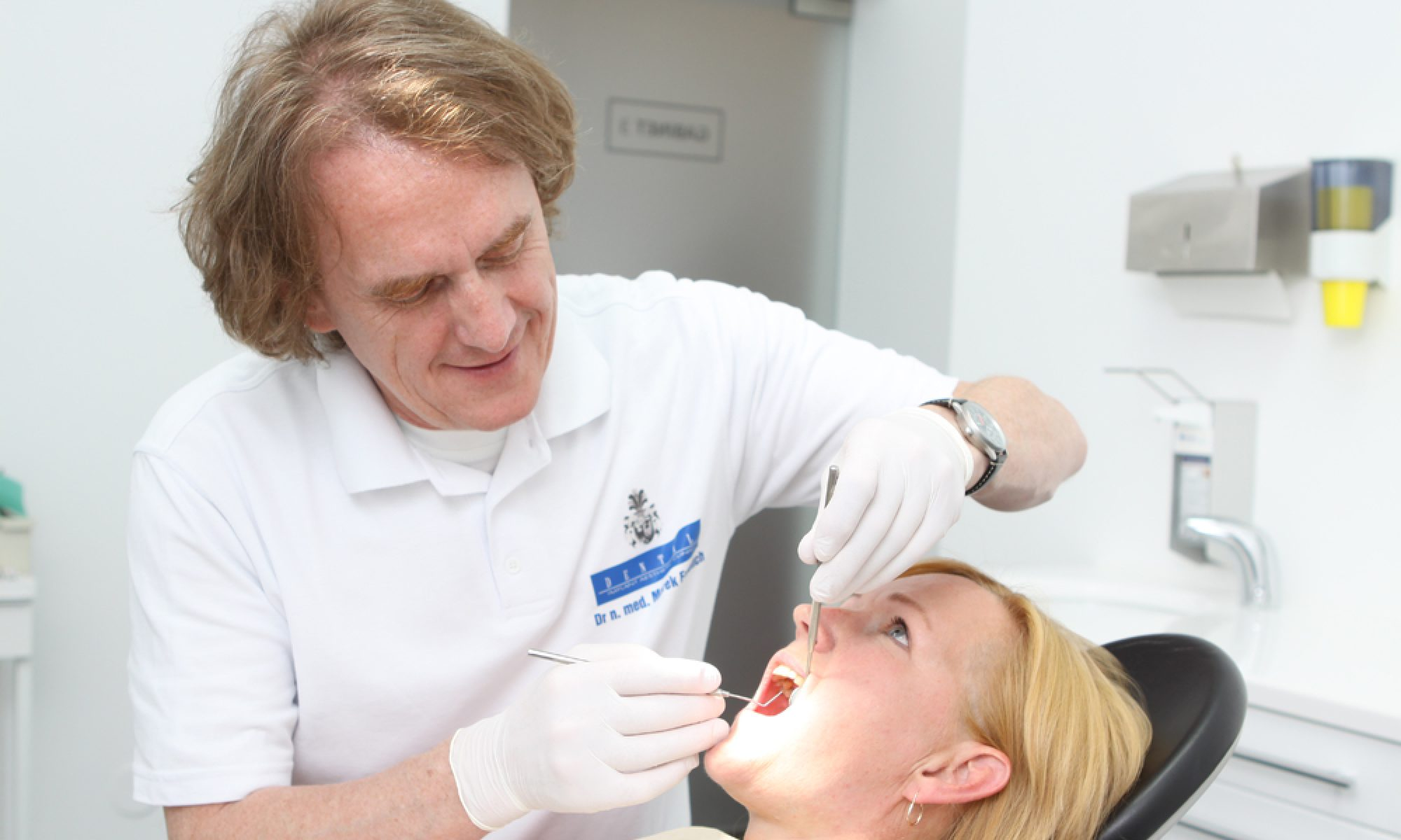 Ablauf einer Zahnbehandlung in unserer Klinik