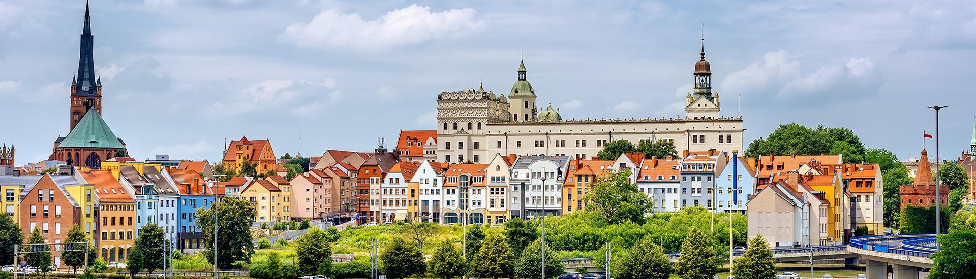 Kulturelles Angebot in Stettin
